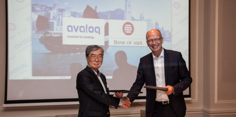 Bank Of Asia Uses Avaloq Banking Suite As A Service To Create Digital Bank