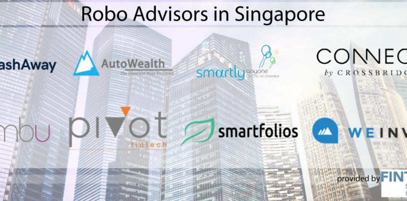 Robo Advisors in Singapore