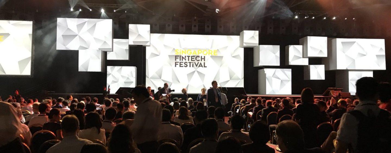 Singapore Fintech Festival 2017 News Roundup