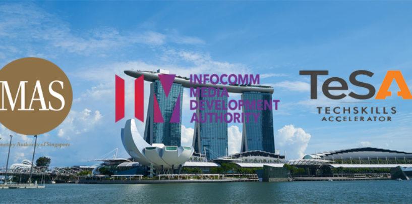 Landmark Partnership to Level Up Skills for Singaporeans to seize FinTech Jobs
