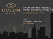 Culum Capital launch Online Platform for Alternative Investment