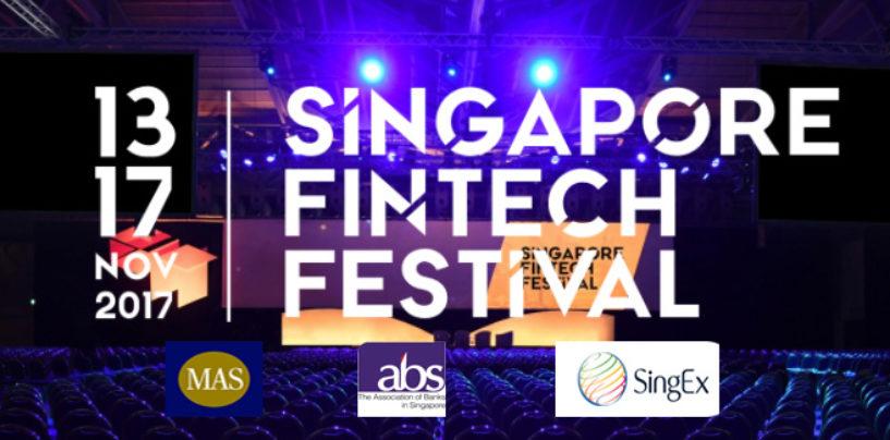 Singapore Fintech Festival: World's Largest Fintech Festival Happening This Week