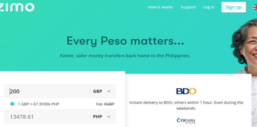 Send Money Anytime, In No Time – Azimo Launches Cash Pick-Up In The Philippines Around The Clock