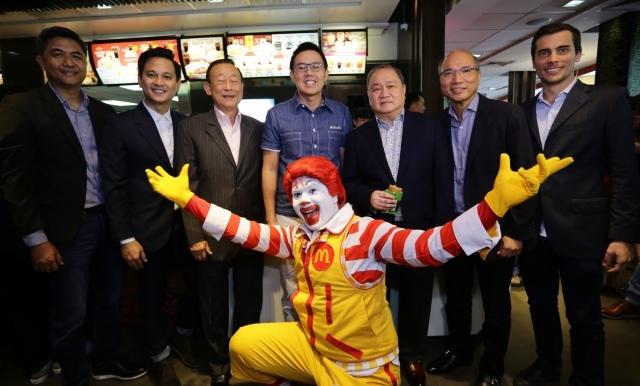 McDonald's Philippines goes cashless with PayMaya