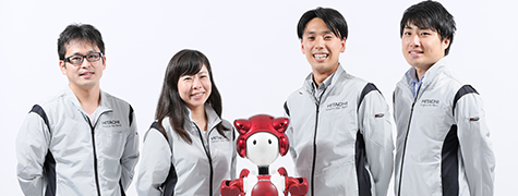 Hitachi Researcher- YAMAMOTO Akihiro, ASANO Yu, TOKUHASHI Kazumasa, and MATSUDA Tomohiro