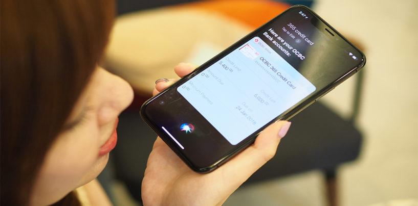 OCBC Bank Singapore to Launch Siri Voice-Powered Conversational Banking