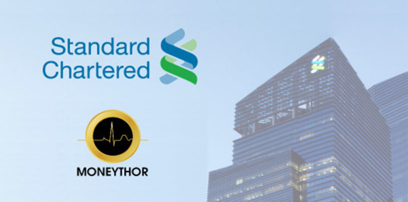 Standard Chartered Selects Moneythor To Enhance DigitalServices