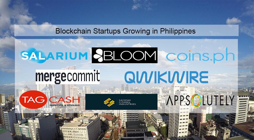 blockchain startups in PH