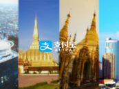 Alipay rolls out in Cambodia, Myanmar, Laos and the Philippines