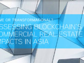 Blockchain Technology Set To Transform Commercial Real Estate With Wide-Ranging Applications