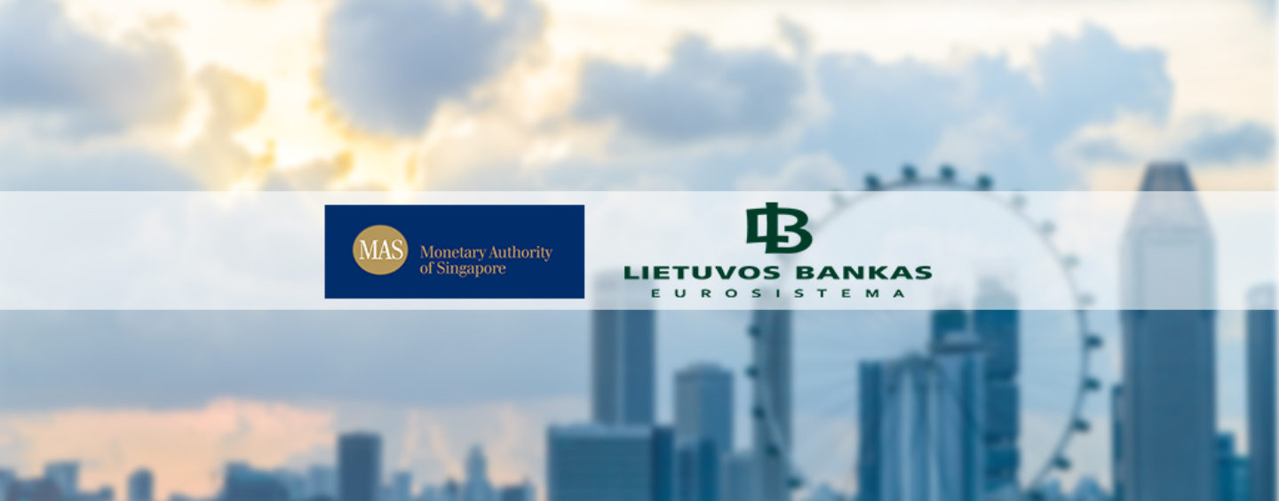 MAS and Bank of Lithuania Strengthen Cooperation in FinTech