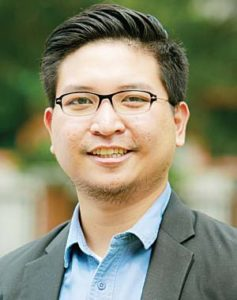 Mario Jordan Fetalino ||| - Filipino fintech company sees strong growth ahead