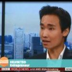 Kelvin Teo, Co-Founder of Funding Societies