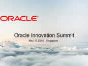Oracle Launches Inaugural Financial Services Innovation Summit in Singapore
