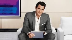 Credit Suisse Federer Canopy