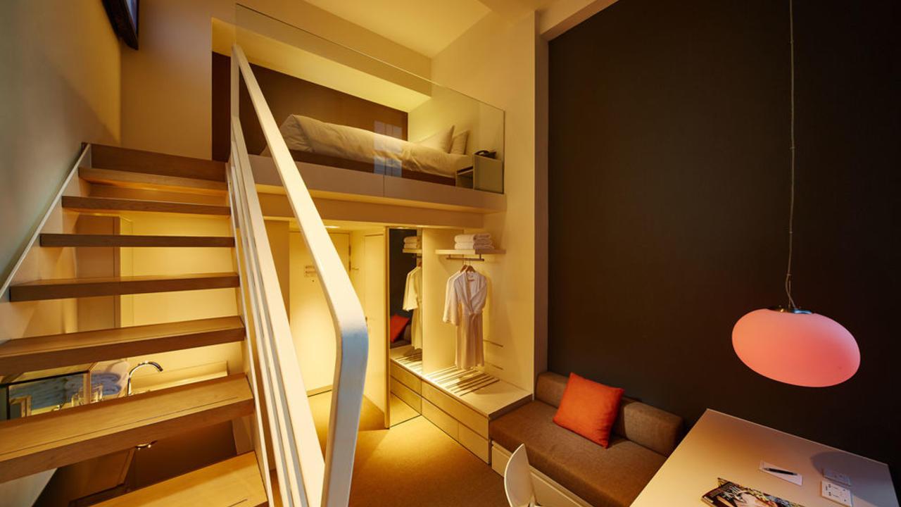 Premier loft, Studio M Hotel
