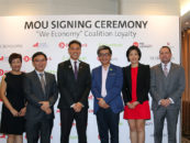OCBC Bank and StarHub Launches Singapore's First Cross Industry Loyalty Programme