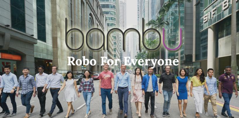 Singaporean Robo Advisor Bambu Raises US$10 Million in Series B Funding