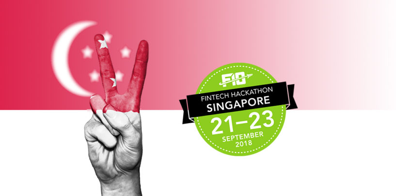 5 Reasons Why You Should Come to the F10 FinTech Hackathon in Singapore