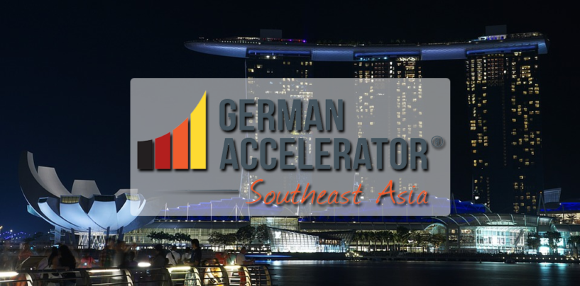 German Accelerator Southeast Asia and Entreprise Singapore Collaboration