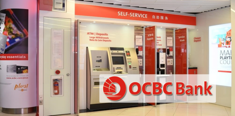 OCBC Spends SGD14 Million to Reduce Teller Jobs by Half Within Two Years