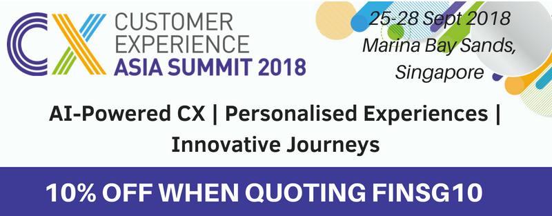 customer experience summit cx singapore hotel fintech events