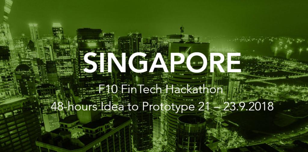 singapore fintech hackhaton hotels events