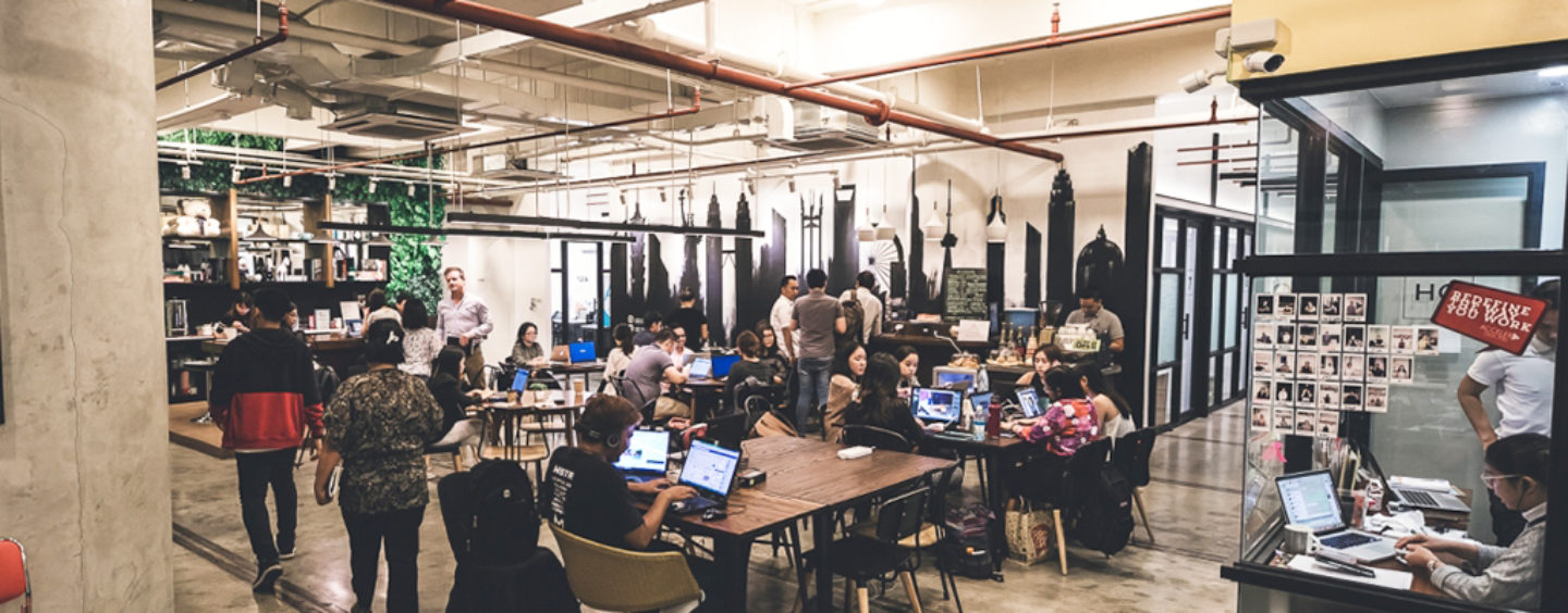 11 Awesome Coworking Spaces in the Philippines