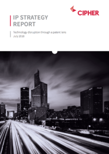 IP Strategy Report 2018