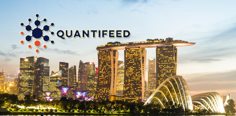B2B Robo Advisor Quantifeed Expands to Singapore