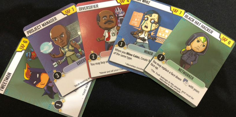 This Singaporean Team Wants to Combat Crypto-Scams with a Board Game