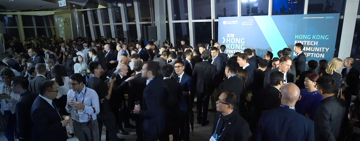 Hong Kong Fintech Week 2018: All You Have to Know