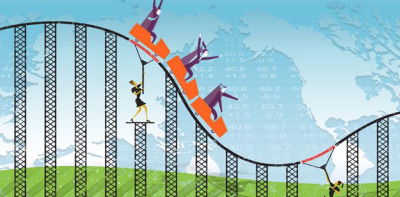 Monthly Cryptocurrency Correlation and  Volatility Snapshot