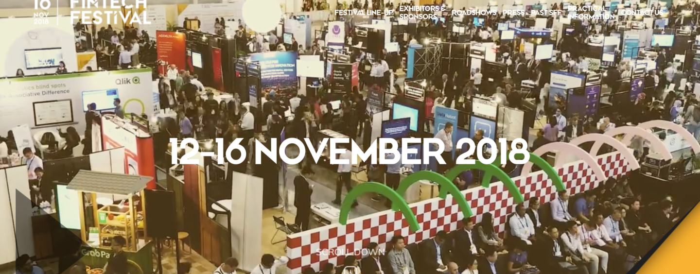 Singapore Fintech Festival 2018: All You Have to Know