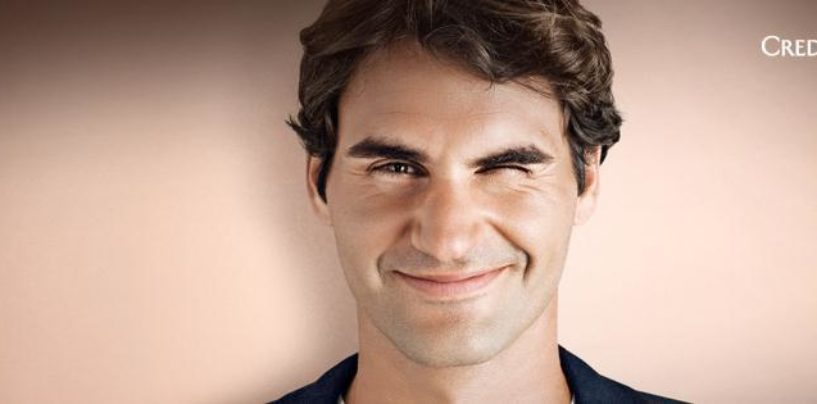 Roger Federer Featured in CS Digital Private Banking , Canopy Partnership Promo