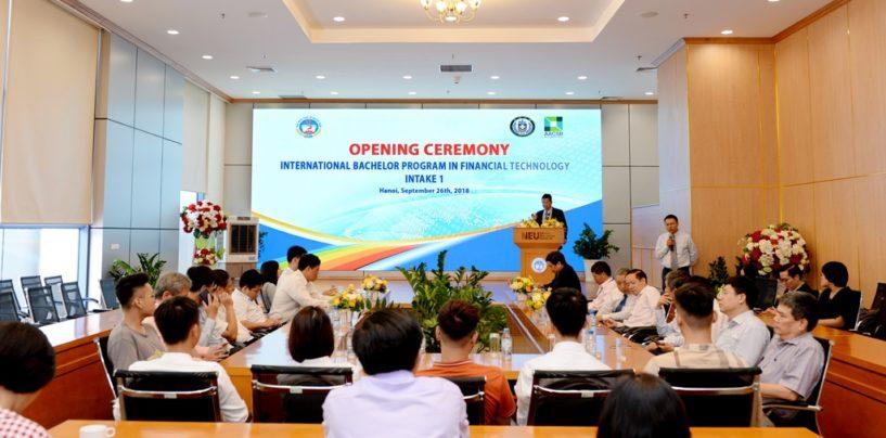 Vietnam Welcomes New Fintech Bachelor Program