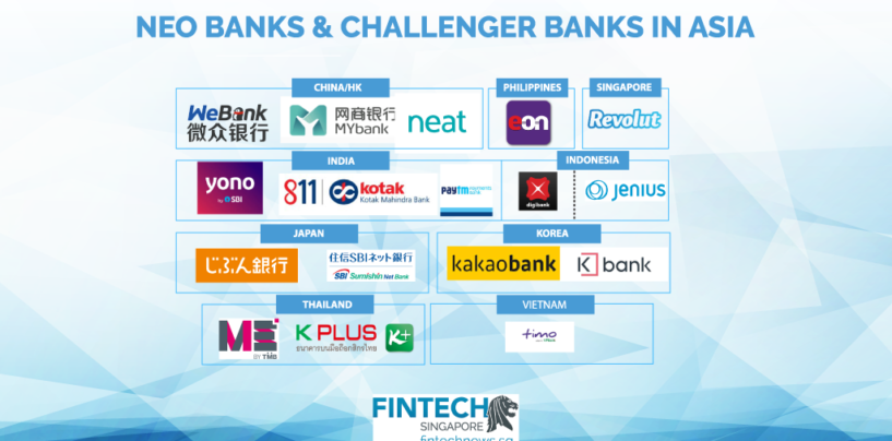 Neo Banks and Challenger Banks in Asia: Ready for Prime Time?