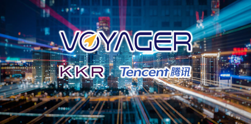 PH Fintech Firm Voyager Gets $175m Investment From KKR, Tencent