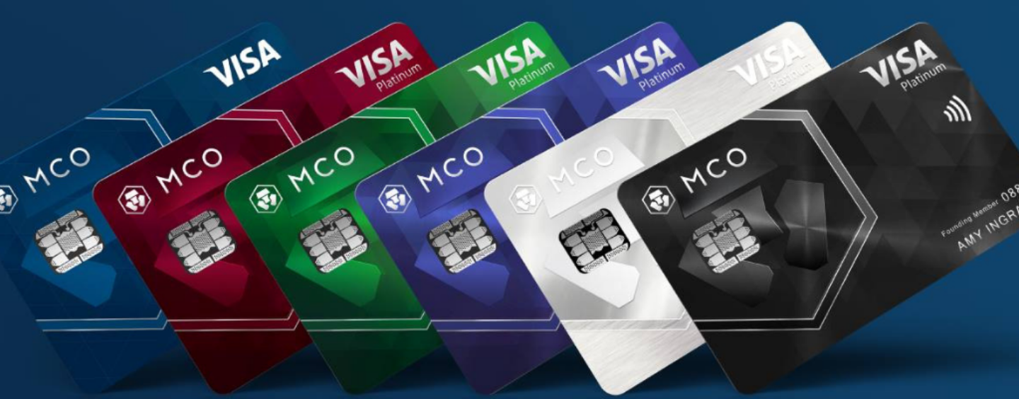 Singaporeans Will Receive Their Visa-Enabled Crypto.com Cards Soon