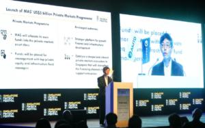 Peter Ong, Chairman, Enterprise Singapore & Board Member, MAS