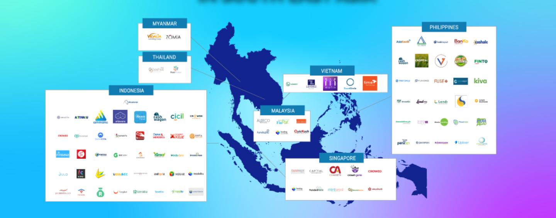 P2P Lending and Digital Lending Fintechs Active in Southeast Asia