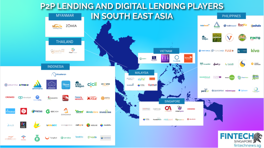 P2P Lending South East Asia -Digital Lending South East Asia - HiRes
