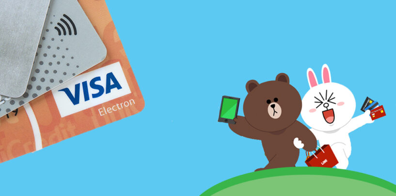 Introducing the LINE Pay-Visa Co-Brand Credit Card