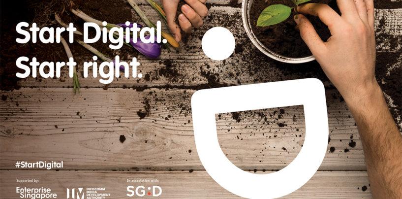 Start Digital Launch, $30 Million Funding to Accelerate Singapores SME Digitalisation