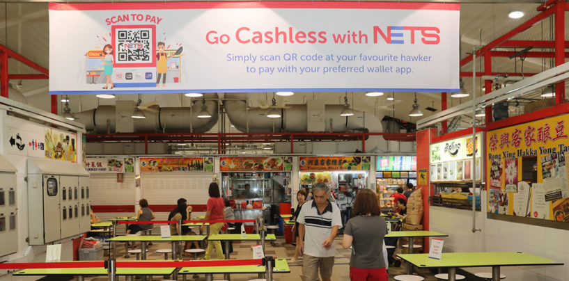 Addressing Hawker's Cashless Woes, NETS Launches Same-Day Payment Settlement