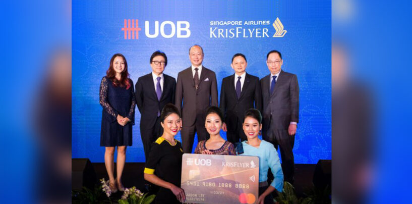 Singapore Airlines' KrisFlyer Now Offers a Credit Card That Rewards You with Miles