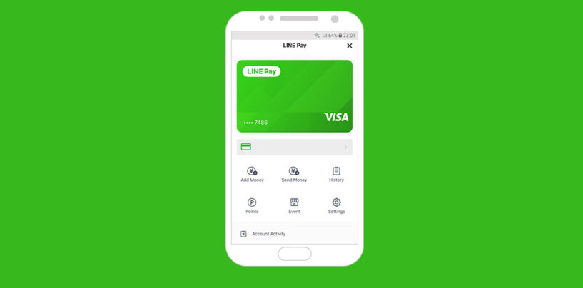 LINE's Partnership with VISA Might See the Duo Introducing Crypto Payments Soon