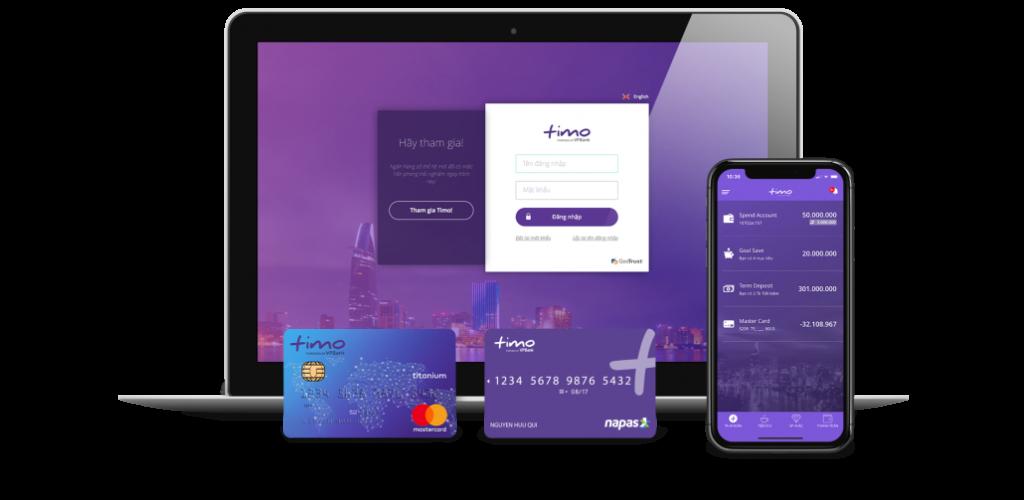 Timo platform and cards