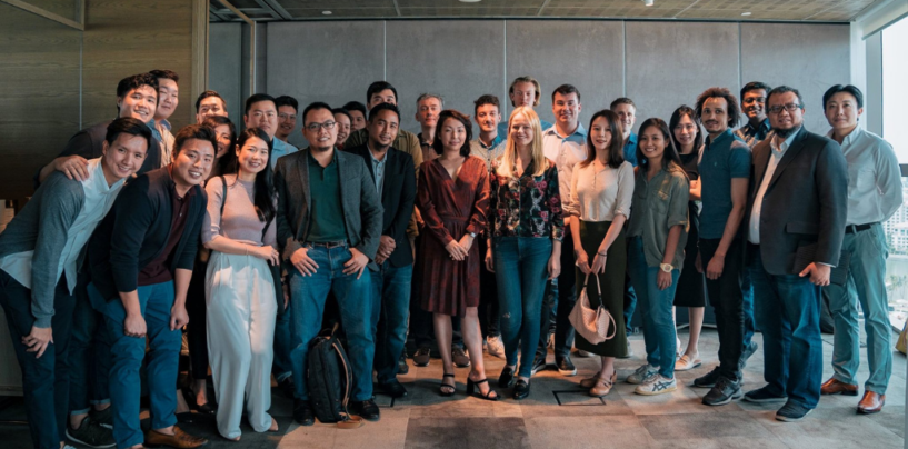 SGD 16.8 Million Raised for Blockchain Solutions Through Singapore's Government Backed Blockchain Accelerator