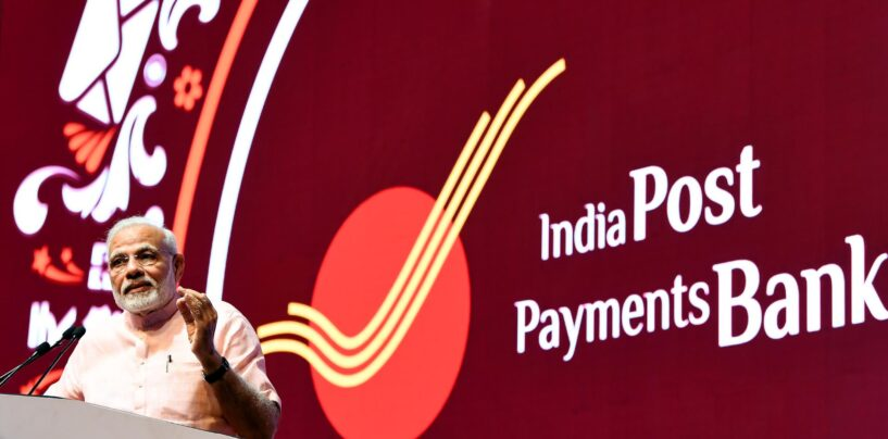 India Turns 350,000 Postmen Into Bankers To Serve Customers In Remote Areas